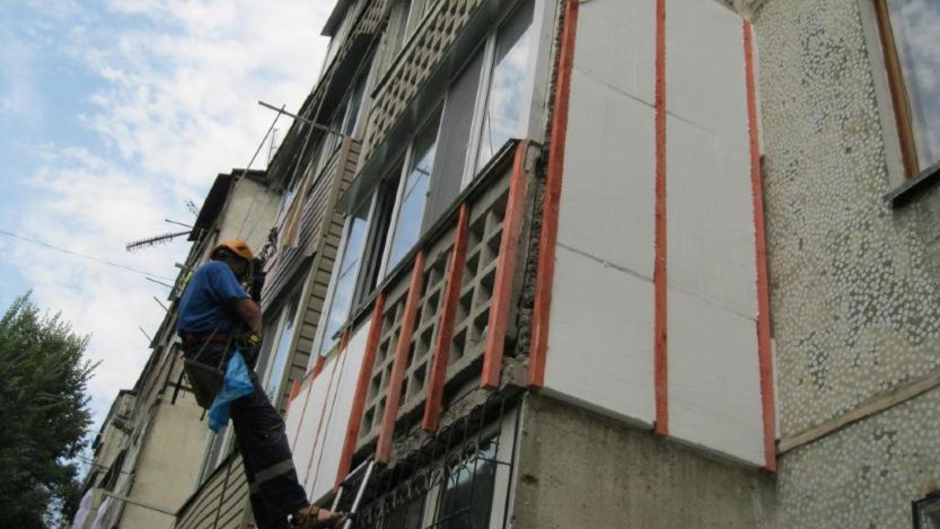 """Компания """"альппромстрой"""" - фотогалерея - ремонт балконов."""