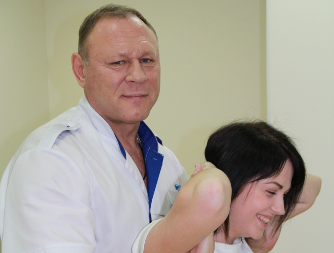 Мануальная терапия остеопатия